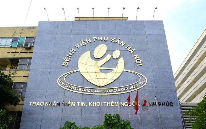 17 nhân viên BV Phụ Sản Hà Nội tiếp xúc trực tiếp với bệnh nhân 243.