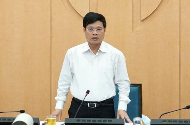 Ông Ngô Văn Quý, Phó Chủ tịch UBND thành phố Hà Nội