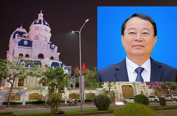 Ông Ngô Văn Phát bị Công an TP Hải Phòng bắt giữ.