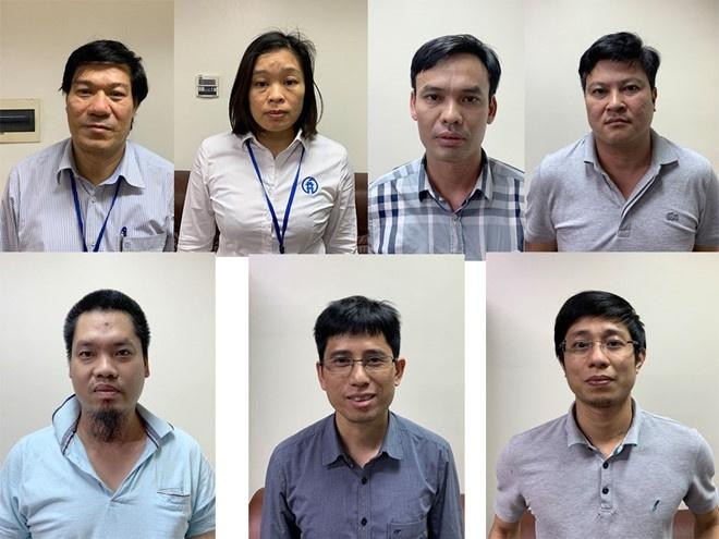 Bộ Công an đề nghị truy tố 10 bị can liên quan đến vụ án xảy ra tại CDC Hà Nội.