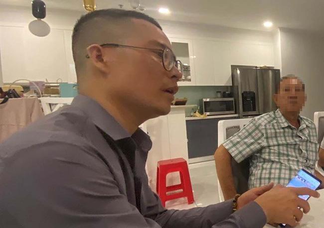 Ông Nguyễn Văn Chung trước khi bị khởi tố, bắt tạm giam.