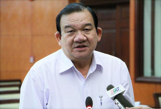 Ông Lê MInh Tấn - Giám đốc Sở LĐTB&XH TP.HCM. Ảnh: CTV
