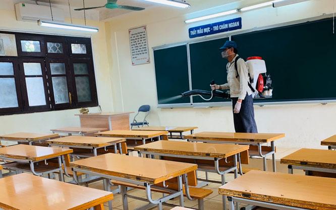 Yên Bái tiếp tục cho học sinh nghỉ học.