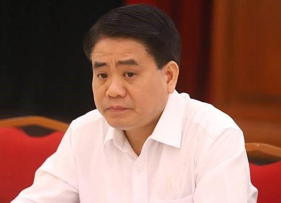 Ông Nguyễn Đức Chung tiếp tục bị khởi tố.