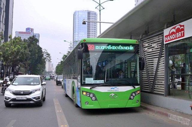 Kiến nghị thu hồi hơn 42 tỷ sai phạm ở dự án buýt BRT Hà Nội