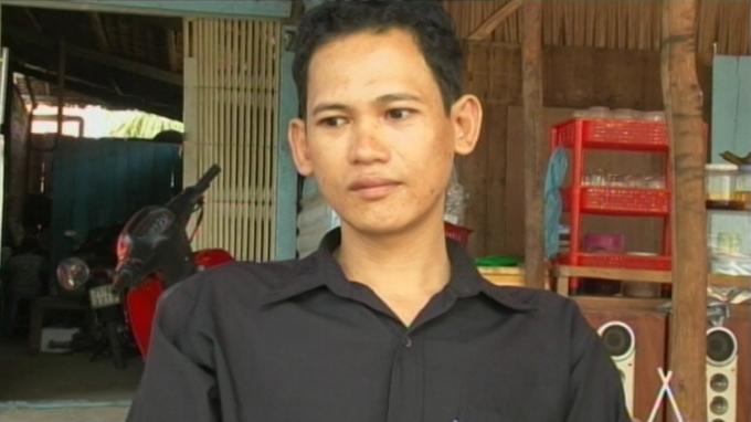 Đối tượng Nguyễn Phong Lợi.