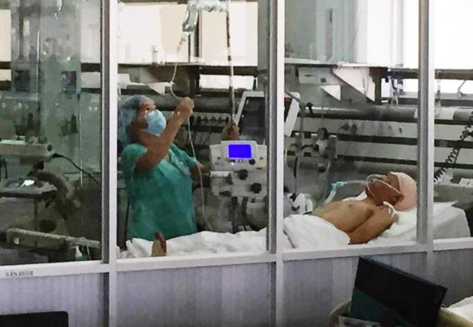 Nạn nhân Bùi Hoàng Thiên Phương, người bị chém đứt lìa tay trên phố đã tử vong vào sáng 13/3 (ảnh Vietnamnet)