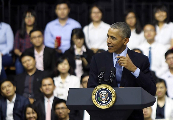 Tổng thống Mỹ: Thưởng xứng đáng cho tài năng là cách giữ họ tốt nhất