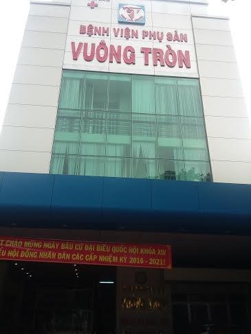 Bệnh viện Phụ sản Vuông Tròn.