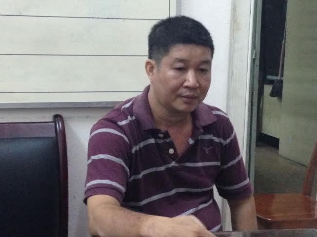 Nguyễn Kim Chung, chủ cái.