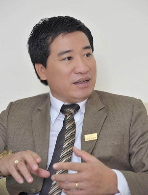 Ông Nguyễn Đình Trung – Chủ Tịch Hội Đồng Quản Trị, Tổng Giám Đốc Hung Thinh Corp.