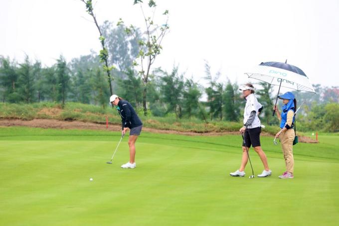 Sân FLC Samson Golf Links đã từng chứng kiến cú đánh HIO đầy thuyết phục.
