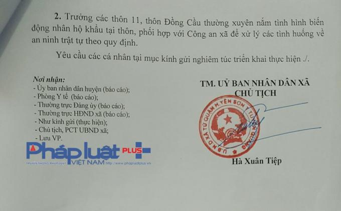 Tuyên Quang: Từng bị phạt 10 triệu đồng,