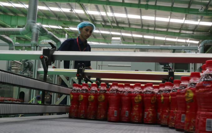 Với công suất lên đến 48.000 chai một giờ. Number One Chu Lai sẽ trở thành điểm cung cấp các sản phẩm NGK có lợi cho sức khỏe khắp các tỉnh miền Trung - Tây Nguyên-1