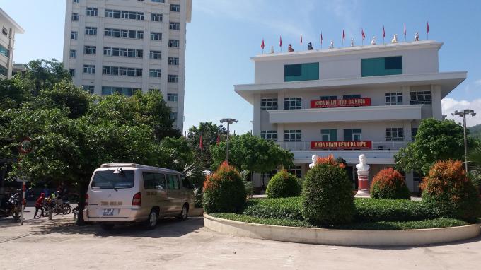 Bệnh viện Phong – Da liễu TW Quy Hoà.