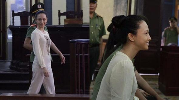 Hoa hậu người Việt tại Nga Trương Hồ Phương Nga đang là cái tên được dư luận chú ý vì những vấn đề liên quan tới lừa đảo. (ẢnhBáo Phụ nữ)