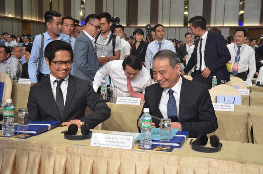 Bí thư Trương Quang Nghĩa chủ trì Diễn đàn Đầu tư Đà Nẵng 2017.