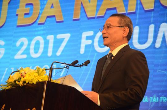 Tân Bí thư bày tỏ mong muốn Đà Nẵng sẽ sánh ngang với các đô thị trong và ngoài nước.