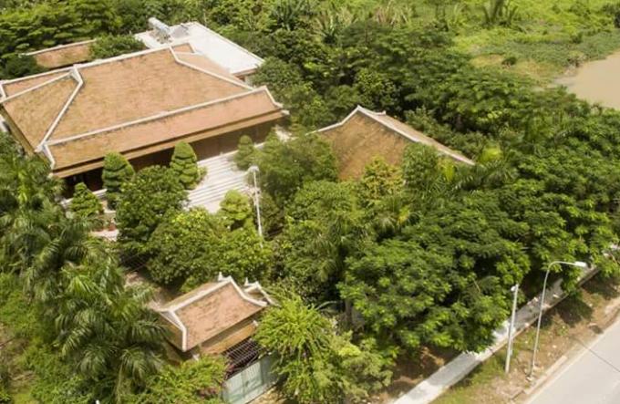 Chính quyền huyện Bình Chánh khẳng định công trình có phép.