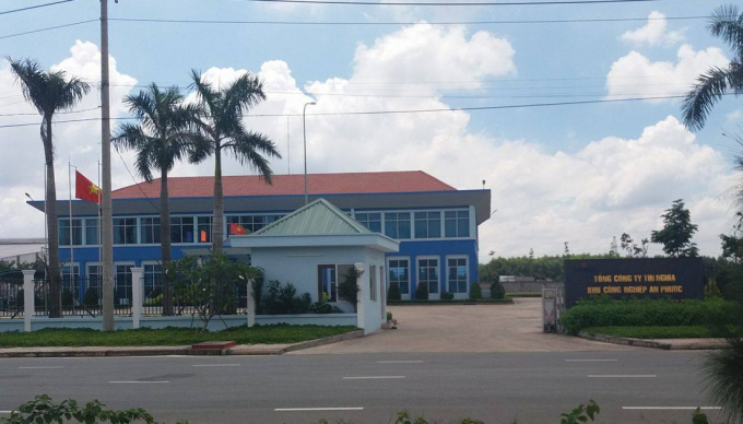 Chủ đầu tư dự án KCN An Phước (Công ty Tín Nghĩa) – Đơn vị liên quan đến vụ chặt 10 ha tràm của bà Oanh.
