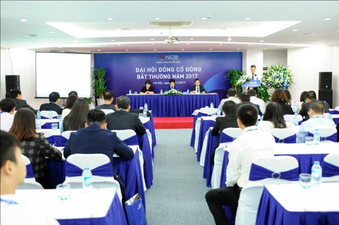 ĐHĐCĐ NCB vừa thông qua việc từ nhiệm của thành viên HĐQT là Ông Nguyễn Tuấn Hải theo nguyện vọng cá nhân.