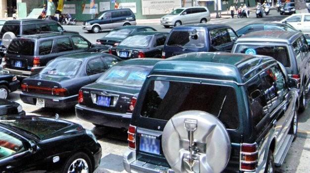 Nhiều loại xe của Hải quan thanh lý chỉ dưới 50 triệu đồng.