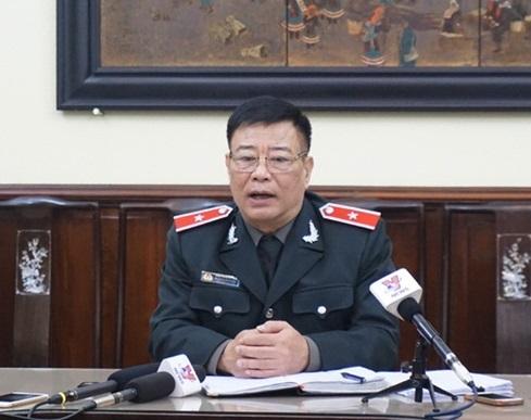 Ông Phạm Xuân Phúc, Phó chánh Thanh tra Bộ VHTTDL.