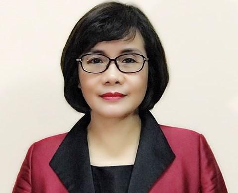 Tân Thứ trưởng Bộ Tư pháp Đặng Hoàng Oanh