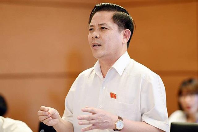 Bộ trưởng GTVT Nguyễn Văn Thể sẽ là người