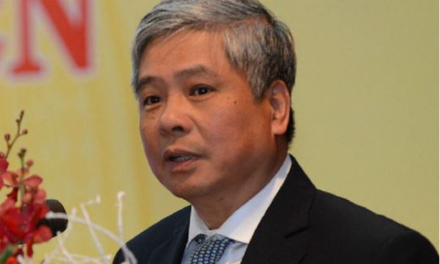 Nguyên Phó thống đốc Đặng Thanh Bình