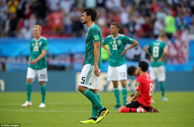 Đội tuyển Đức sẽ có cuộc