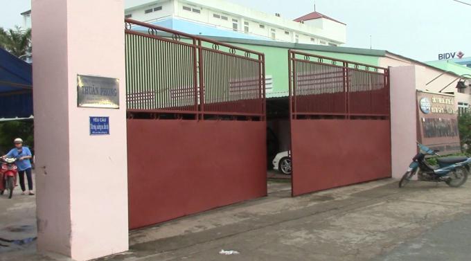 Công ty Thuận Phong tại Mỹ Tho, Tiền Giang.