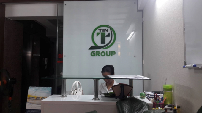 Trụ sở Công ty TNHH Đầu tư Quốc tế Mai Linh tại phường Văn Quán, Hà Đông.