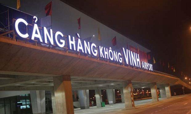 Sân bay Vinh không khai thác được trong hơn 10 tiếng sau sự cố khi hạ cánh của máy bay Vietnam Airlines hôm 16/7