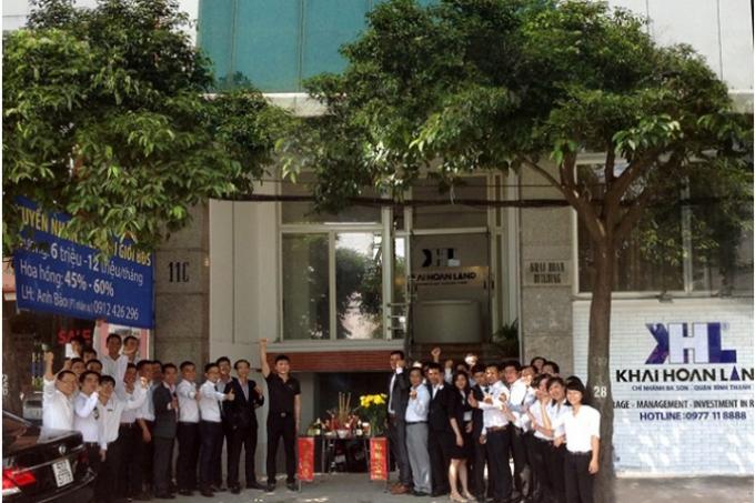 Chi cục Thuế quận 7 thông báo hóa đơn của Khải Hoàn Landkhông còn giá trị sử dụng.