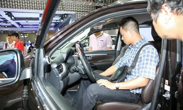 Xe Thái, Indonesia đổ bộ hàng loạt chuẩn bị cho bùng nổ mua sắm cuối năm.