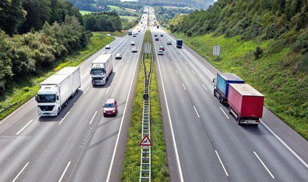 Mô hình đường cao tốc Vân Đồn - Móng Cái