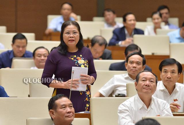 Đại biểu Trần Thị Dung: