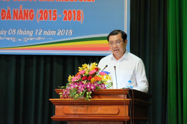 Ông Huỳnh Đức Thơ - Chủ tịch UBND TP Đà Nẵng: