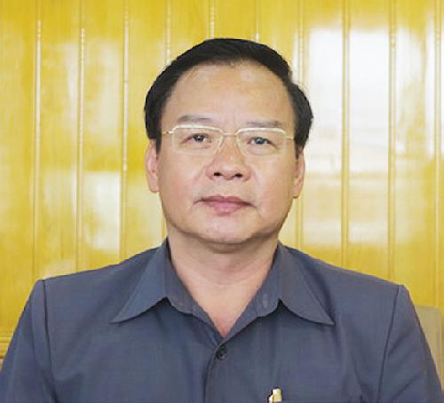 Ông Mùa A Sơn - Chủ tịch Uỷ ban nhân dân tỉnh Điện Biên
