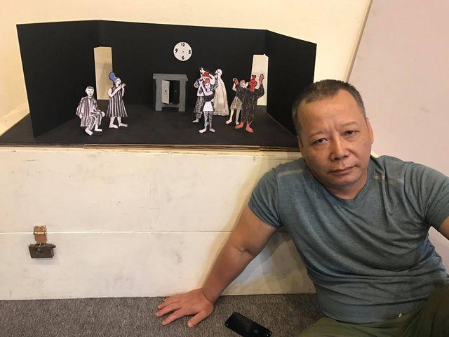 Nhà biên kịch Đỗ Trí Hùng.