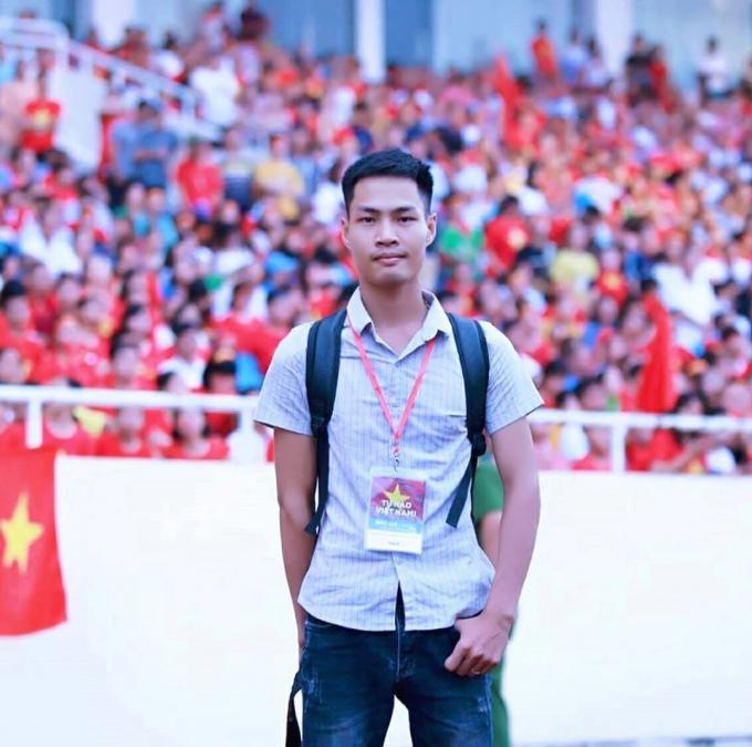 Phóng viên Mạnh Hưng.