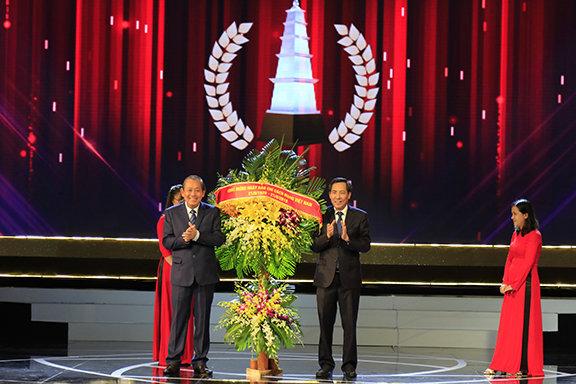 Giải Báo chí Quốc gia lần thứ XIII - năm 2018 gồm 12 nhóm giải