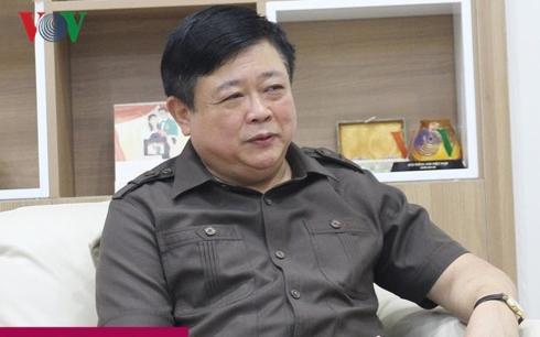 Tổng Giám đốcVOV làm Phó Chủ tịch Hội đồng tư vấn ngành Báo chí.