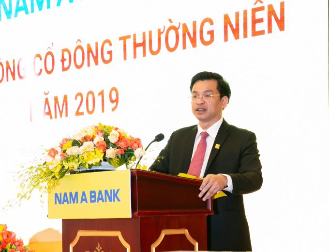 Nam A Bank sẽ tăng vốn điều lệ lên 5.000 tỷ đồng