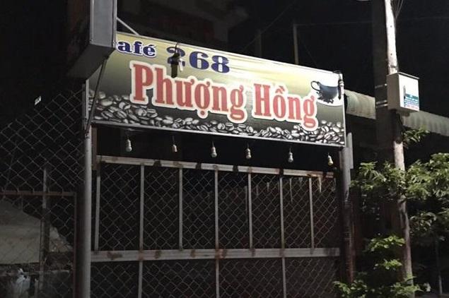 cafe phuong hong