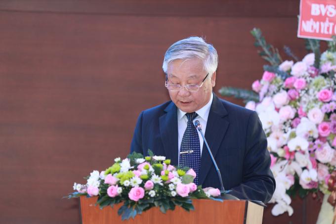 Chủ tịch HĐQT Vinaconex Đào Ngọc Thanh.