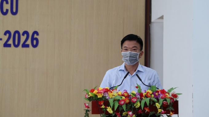 Bộ trưởng Lê Thành Long trình bày chương trình hành động tại Hội nghị