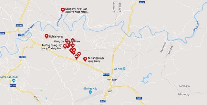 Bắc Giang: Chỉ định thầu 2 dự án BT lớn do nhà đầu tư lập đề xuất