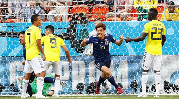Osako ghi bàn thắng ấn định tỷ số 2-1. Ảnh:Reuters.
